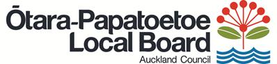 Minutes of Ōtara-Papatoetoe Local Board - 21 May 2019
